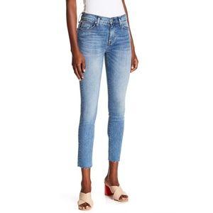 Hudson High Waisted Jeans